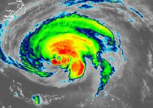One million flee as Hurricane Florence bears down on US – Ireland